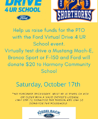 Drive 4 Your School Event